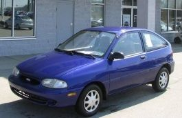 Ford Aspire II Facelift Hatchback
