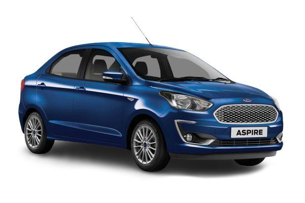 Ford Aspire II Facelift Saloon