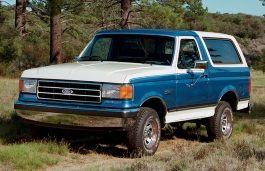 Ford Bronco IV SUV