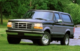 Icona per specifiche di ruote e pneumatici per Ford Bronco