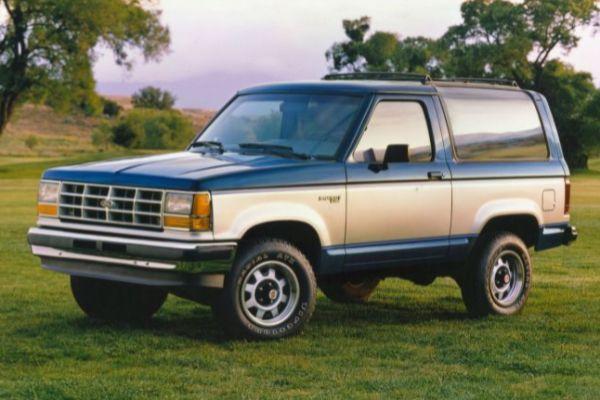 フォード ブロンコIIのホイールとタイヤスペックアイコン