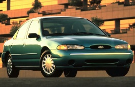 Ford Contour wheels and tires specs icon