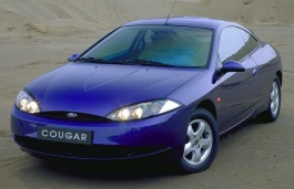 Ford Cougar Coupe