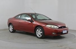 Ford Cougar SX Coupe