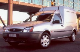 Ford Courier wheels and tires specs icon
