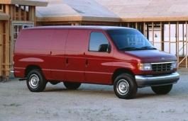 Ford E-150 Econoline IV MCV