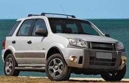 Ford EcoSport I Facelift SUV