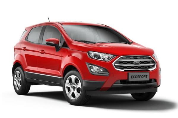 Ford EcoSport II Facelift SUV