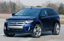 Ford Edge wheels and tires specs icon