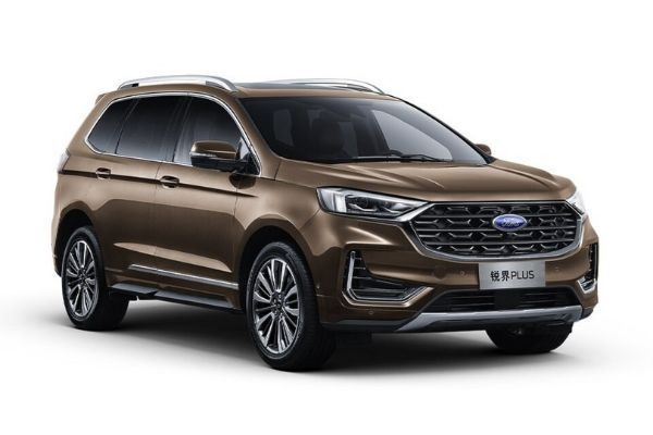 Ford Edge Plus wheels and tires specs icon