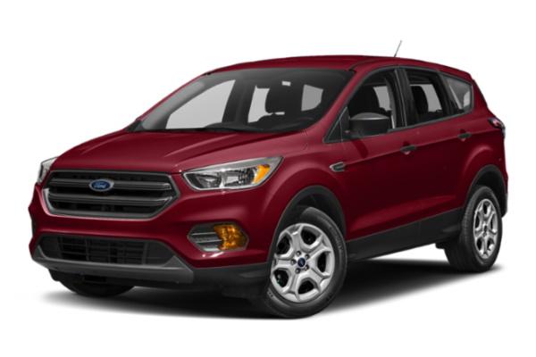 Ford Escape III Facelift SUV