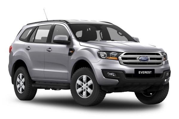 Ford Everest U375 SUV
