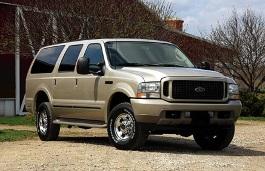 福特 Excursion SUV