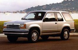 Ford Explorer I (UN46) SUV