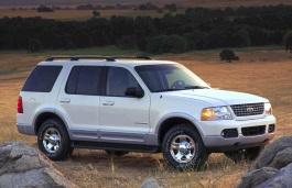 福特 探险者 U152 SUV