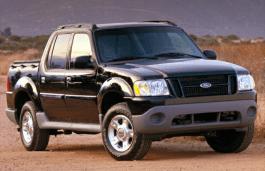 Ford Explorer Sport Trac I Pickup Crew Cab