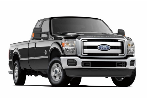 Ford F-250 III (P473) Super Duty Pickup Extended Cab