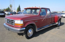 Ford F-350 VIII Pickup Extended Cab