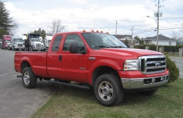 Ford F-350 I (PHN131) Super Duty Pickup Extended Cab