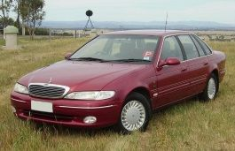 Ford Fairlane IV (NF/DF) Saloon
