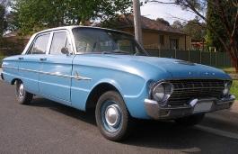 Ford Falcon XL Berline