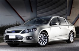 Ford Falcon FG Restyling Berline