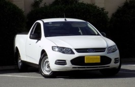 Ford Falcon FG Restyling Ute