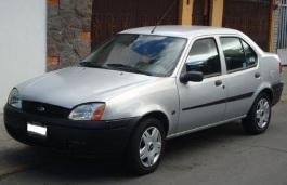 福特 Fiesta Ikon I 三厢