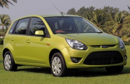 Ford Fiesta Ikon wheels and tires specs icon