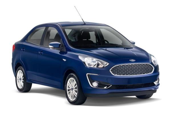 Ford Figo II Facelift Saloon
