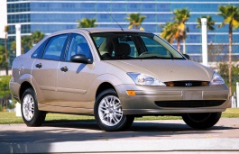 Ford Focus I Saloon
