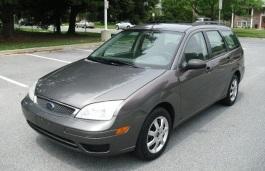 Ford Focus I Facelift Estate