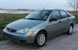 Ford Focus I Facelift Saloon