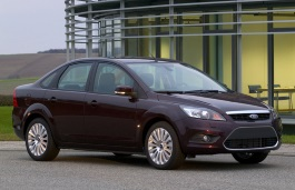 Ford Focus II Facelift Saloon