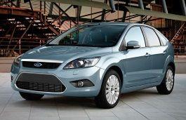 Ford Focus II Facelift Hatchback