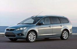 Ford Focus II Facelift Estate