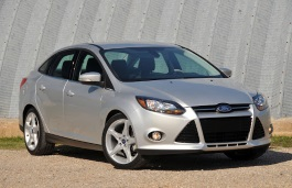 Ford Focus wheels and tires specs icon