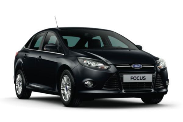 Ford Focus III (C346) Saloon