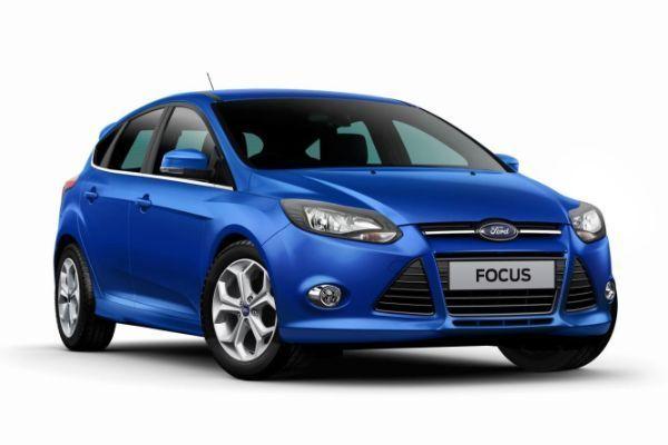 Ford Focus III (C346) Hatchback