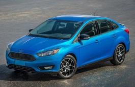 Ford Focus III Facelift Saloon