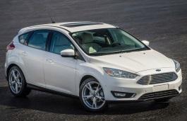Ford Focus III Facelift Hatchback