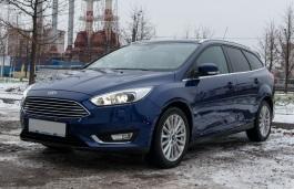 Ford Focus III Facelift Estate