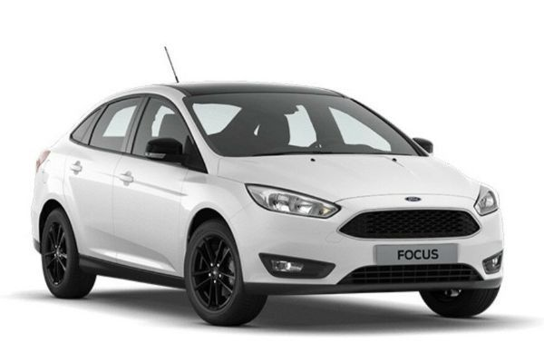 Ford Focus III (C346) Facelift Saloon
