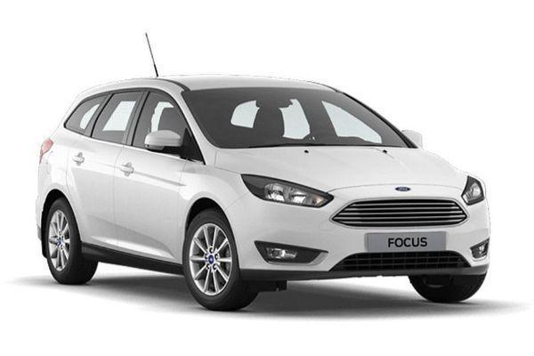 Ford Focus III (C346) Facelift Estate