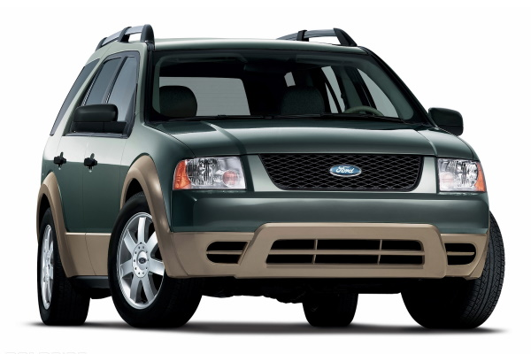 Ford Freestyle F2 SUV