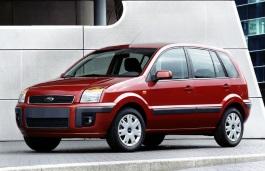 Ford Fusion I Facelift Hatchback
