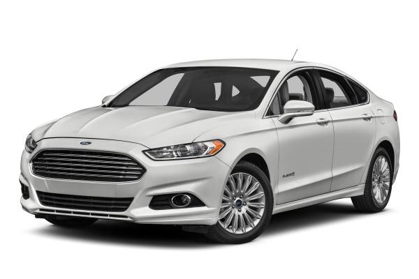 Ford Fusion II Saloon