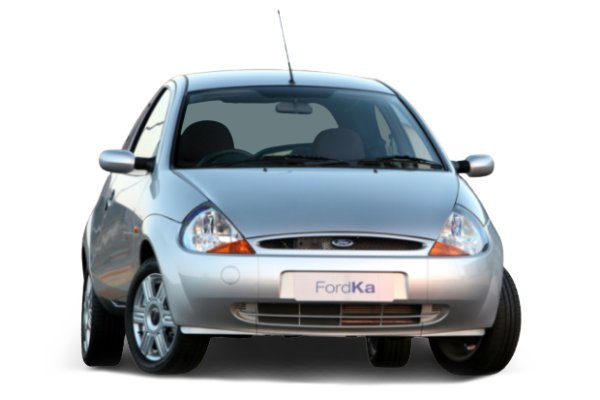 Ford Ka wheels and tires specs icon