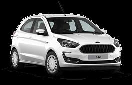Ford Ka+ Facelift Hatchback