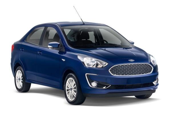 Ford Ka+ Facelift Saloon